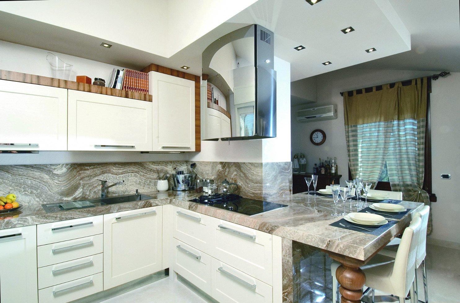 Collezione cucine in noce nazionale fatte a mano zuliani arredamenti