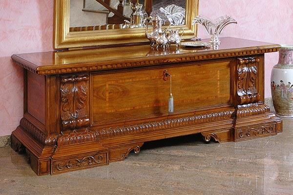 Mobili classici eleganti in legno alta qualit zuliani for Arredamenti classici eleganti