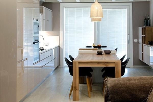 Arredo cucina moderna su misura zuliani arredamenti for Eva arredamenti cucine